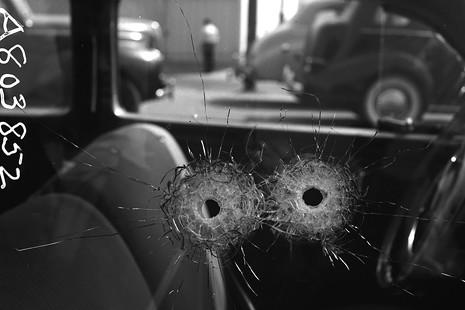 Arte criminal: la policía de Los Ángeles abre su archivo fotográfico