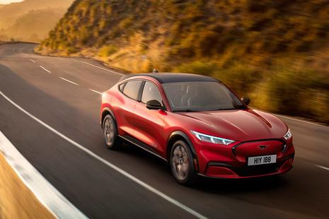 Ford reinventa el mito: el Mustang, ahora, también como SUV eléctrico