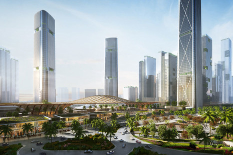 Así será el nuevo centro urbano de la capital de Malasia, diseñado por una arquitecta española