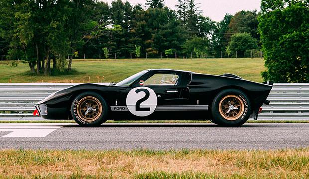 Una película nos lleva a 1966, el año en que Ferrari perdió el cetro de Le Mans