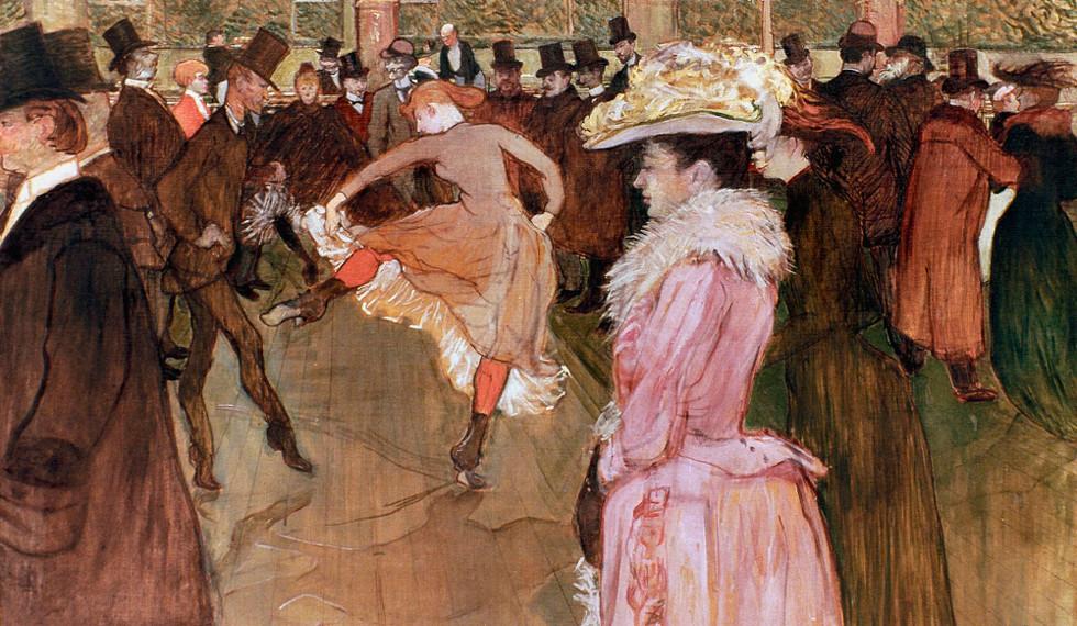 La exposición de Toulouse-Lautrec en Caixaforum Madrid