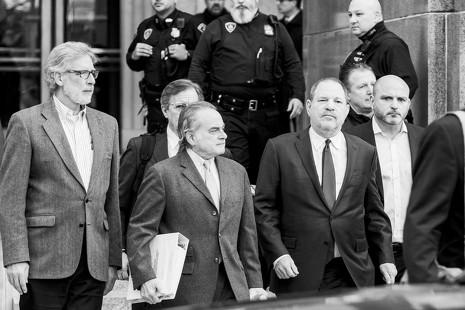 Un documental revela el infierno de acoso que creó a su alrededor Harvey Weinstein