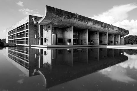 Viaje a Chandigarh, la capital que Le Corbusier creó en medio de la nada