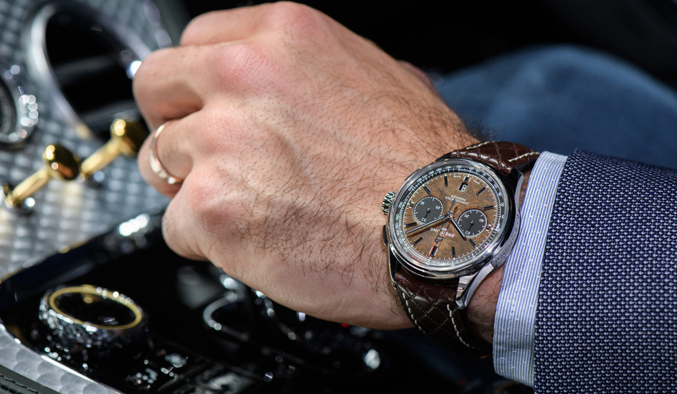 Breitling Premier Bentley Centenary Edition | The Image Gate