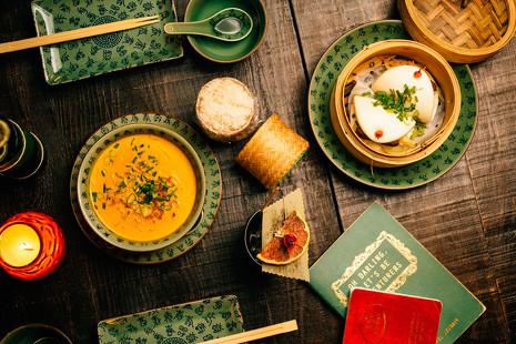 El 'street food' asiático más cosmopolita y canalla aterriza en Barcelona con Boa-Bao