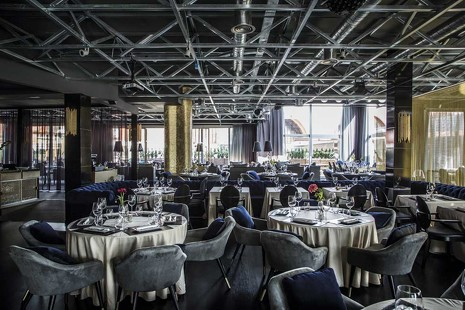 Zielou, el restaurante madrileño que te pone nubes en la mesa