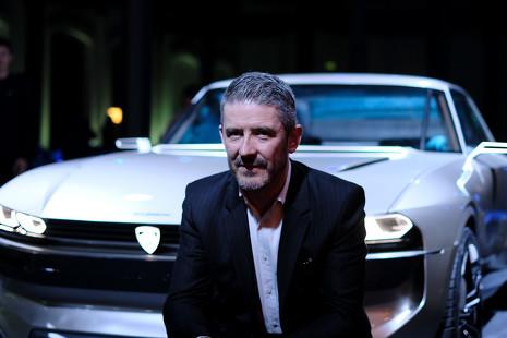 """Gilles Vidal: """"Casi sin querer, hemos diseñado el coche con el que todos sueñan"""""""