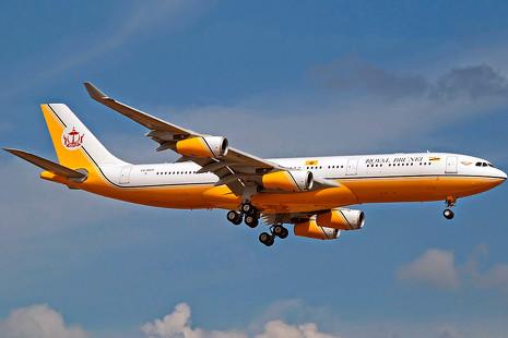Del sultán de Brunéi a Beyoncé y Trump: los 5 aviones privados más lujosos del mundo