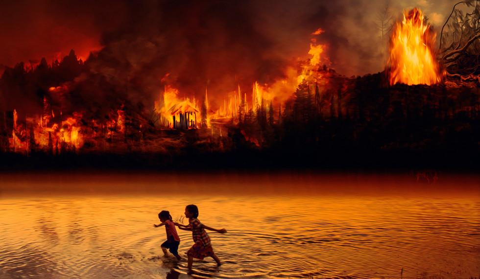 Resultado de imagen para incendio en el amazonas