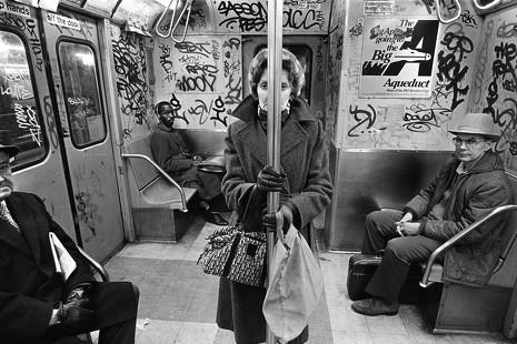 Una imagen que resume el Nueva York de las últimas cuatro décadas