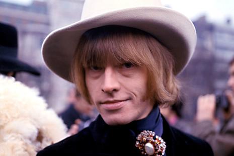 50 años de la muerte de Brian Jones, el genio violento y errático de los Rolling Stones