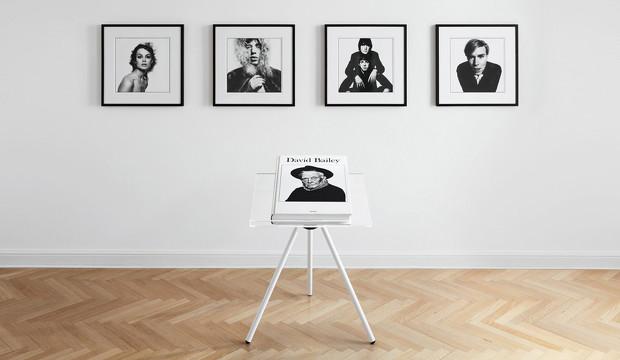 Bowie, Kate Moss o Catherine Deneuve vistos por David Bailey