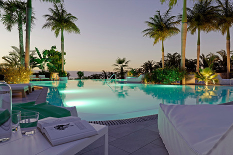 Lujo, gastronomía y golf en la nueva Marbella del sur de Tenerife