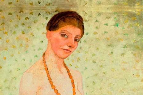 Paula Moderhson-Becker: la primera mujer que se autorretrató desnuda