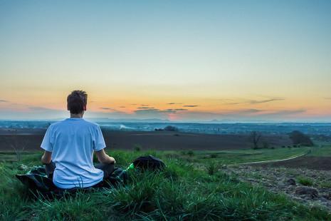 Manual de meditación básica para gente que nunca medita