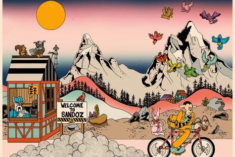 El día de la bicicleta: cómo Albert Hofmann sintetizó el LSD, la droga más potente jamás creada