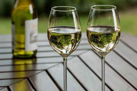 4 pasos para servir bien un vino blanco