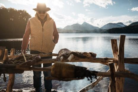 Francis Mallmann, el hombre que ha traído a Europa el genuino asado de la Patagonia