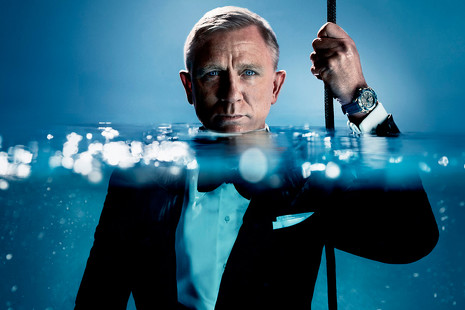 Omega rinde tributo a James Bond con una puesta al día exclusiva de su reloj Seamaster